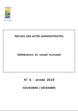 recueil actes admin. N°6 - nov. - dec. - délibérations.jpg