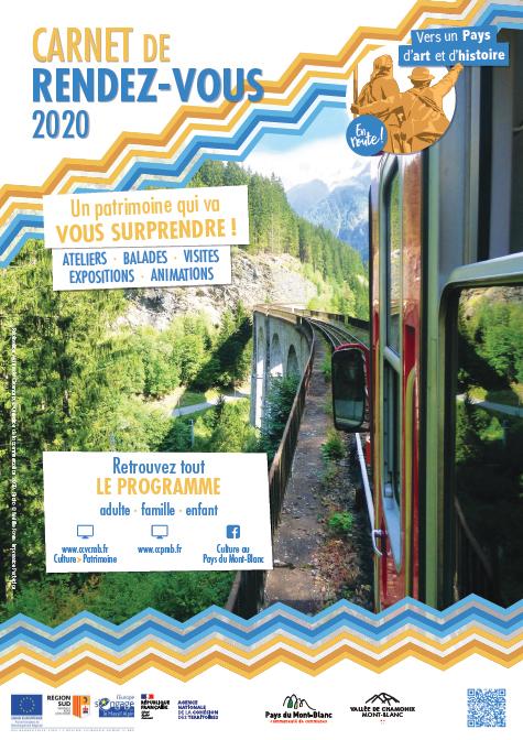 pays dart et d'histoire - carnet de rendez-vous de l'été 2020